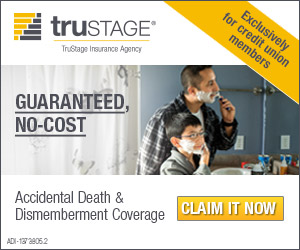 Accidental Death and Dismemberment Coverage. Claim it now. Tru-Stage Insurance Company