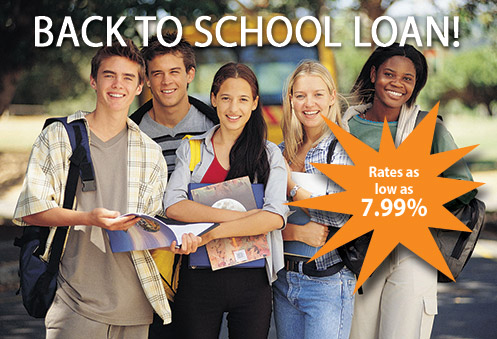 Back to School Loan