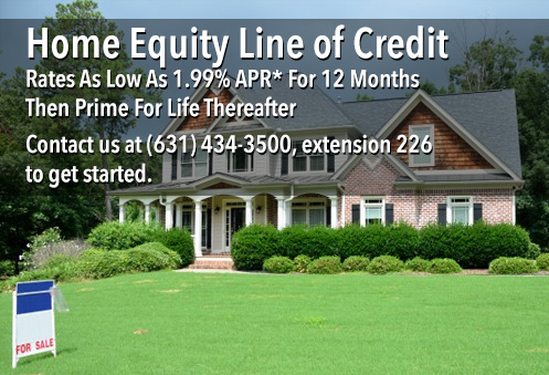 PAFCU Home Equity Rate of 1.99%