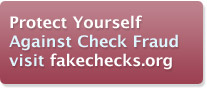Protect Yourself Against Check Fraud